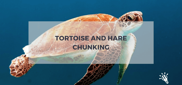tortoise hare chunkin