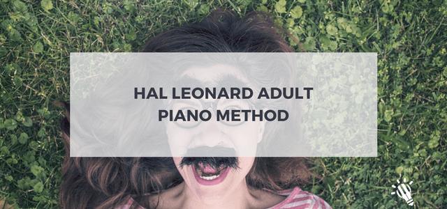 hal leonard adult piano