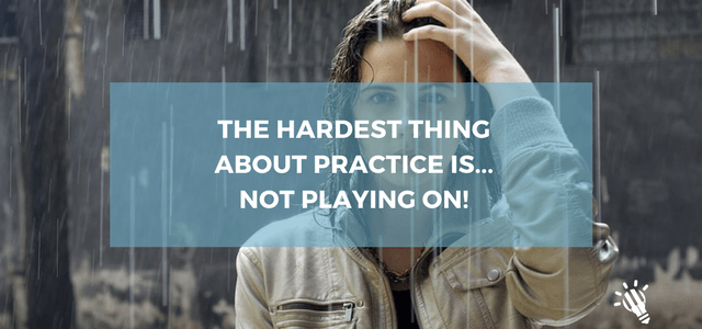 practice playing