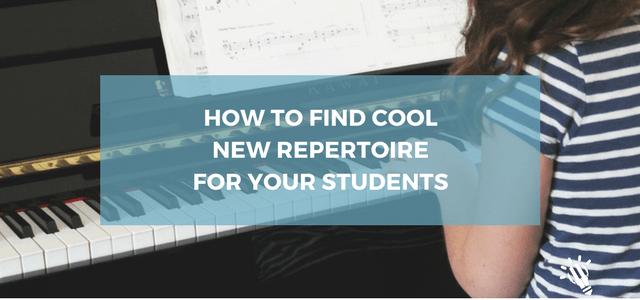 cool repertoire