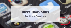 ipad apps for piano