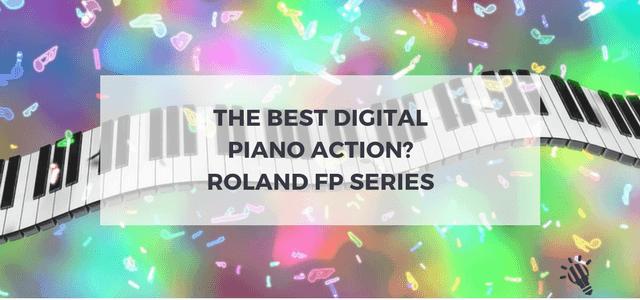 digital piano roland fp