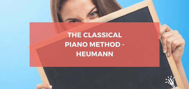 classical piano heumann