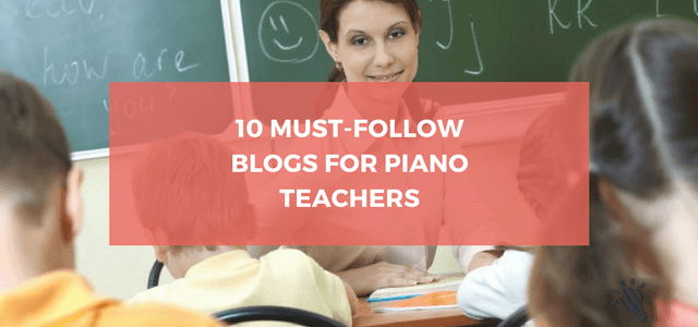 piano teacher blogs