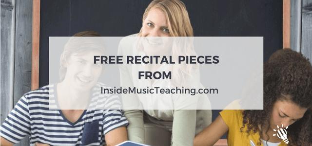 recital pieces