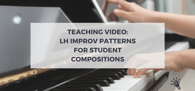 lh improv patterns student compositions