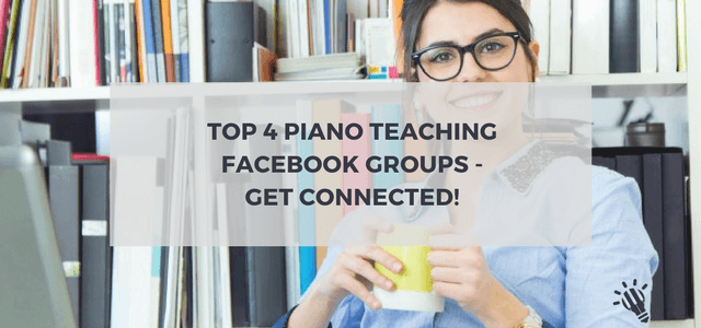 piano teaching facebook groups