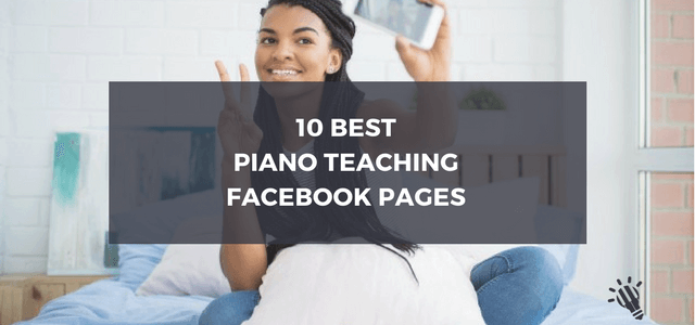 piano teaching facebook pages