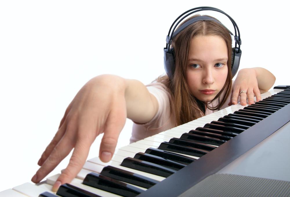 teaching teens piano