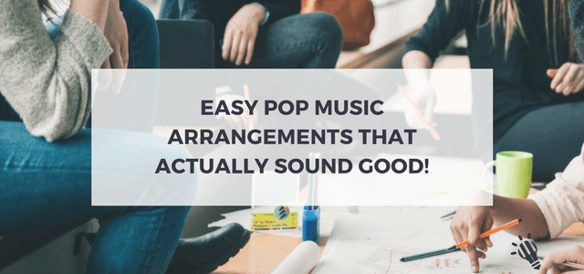 pop music arrangements
