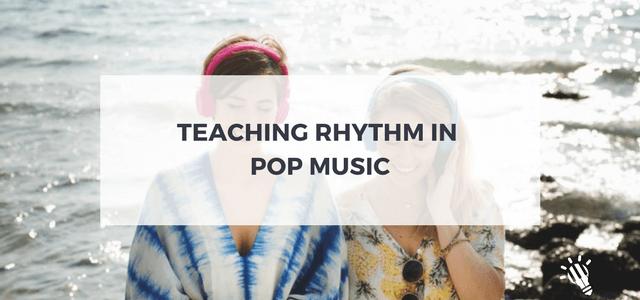 rhythm pop music