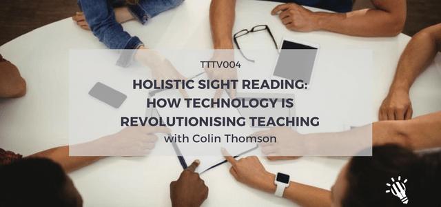 holistic sight reading colin thomson