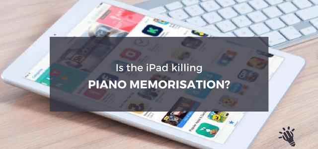 piano memorisation