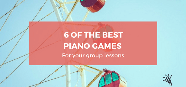 best piano games