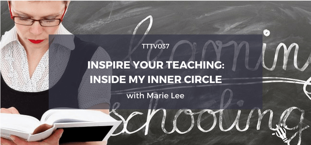 inspire teaching inner circle marie lee