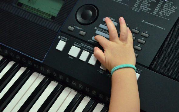 Child keyboard