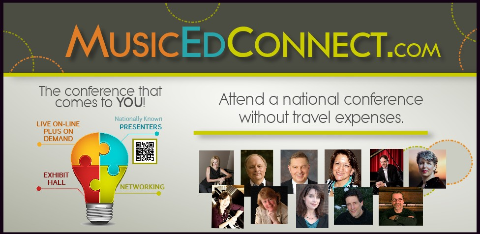 online piano conference