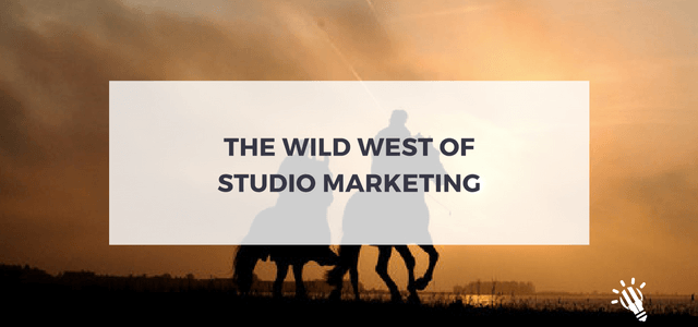 studio marketing