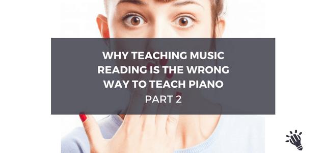music reading