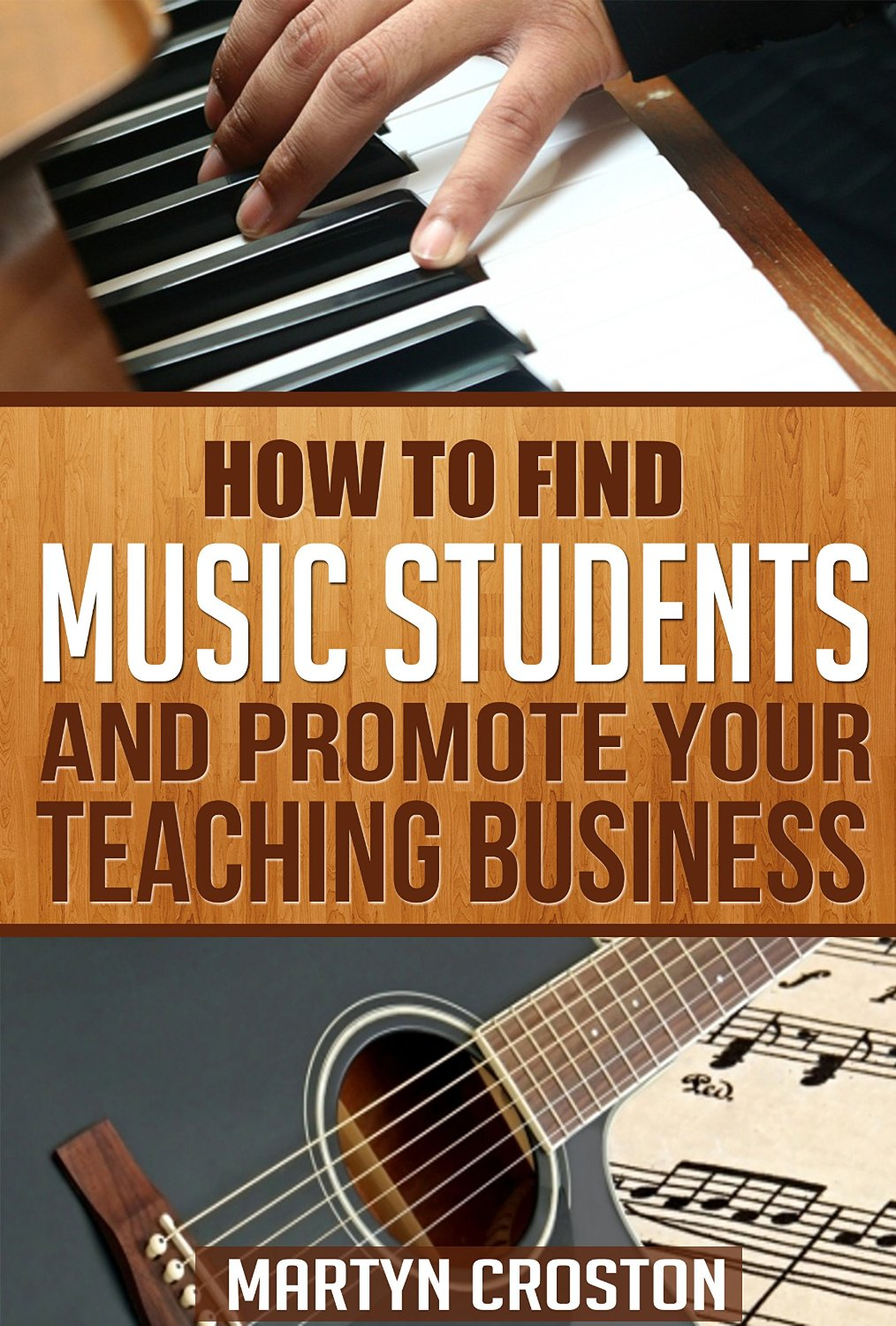 how to find piano students