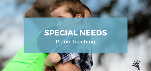 Special Needs Piano