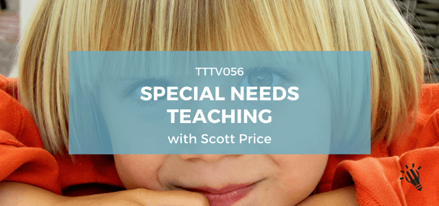 special needs teaching