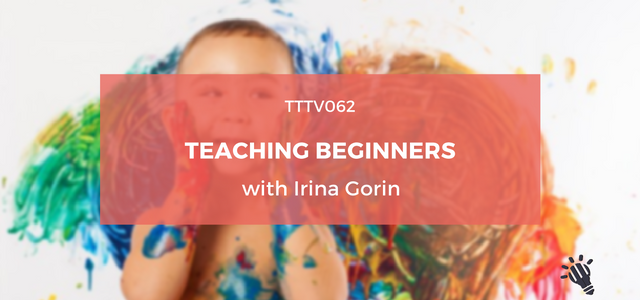 teaching beginners