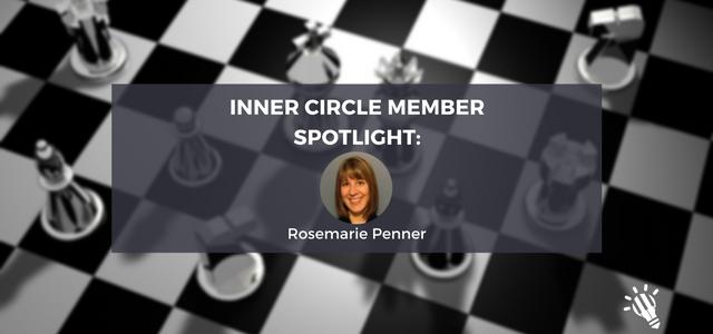 member spotlight Rosemarie Penner