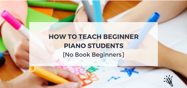 teach beginner piano