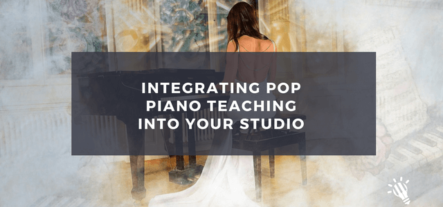 pop piano teaching