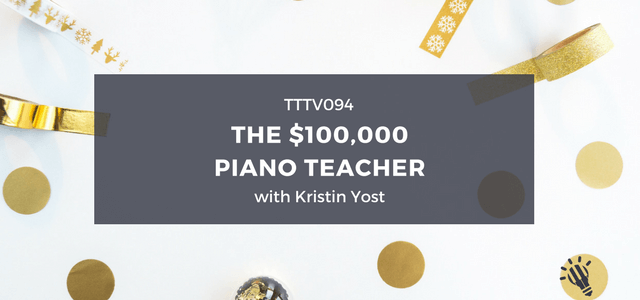the $100000 piano teacher with Kristin Yost
