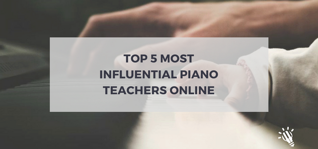 best piano teachers