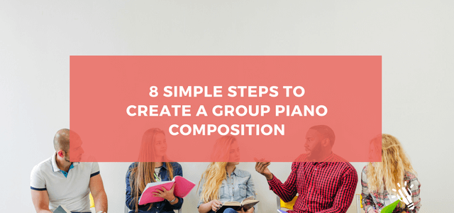 group piano composition