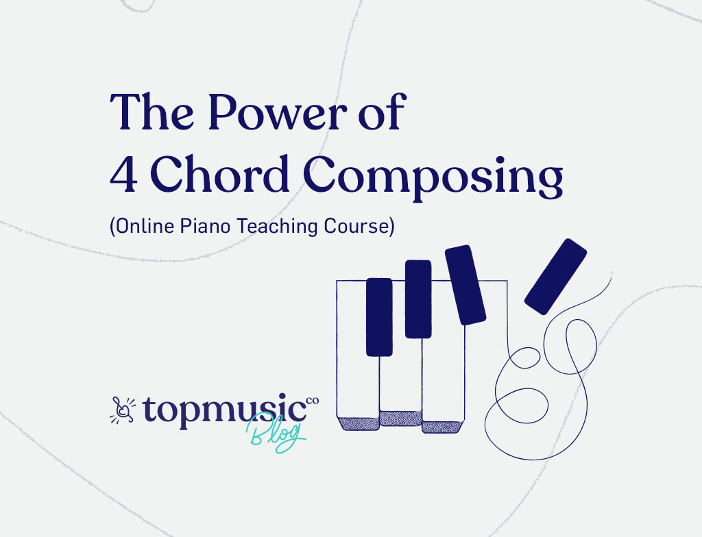 The Power of 4 Chord Composing