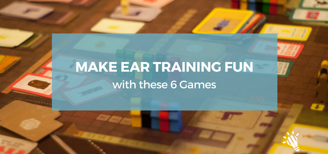 infastidire dimentico Fedele  Make Ear Training Fun with these 6 Games - Top Music Co