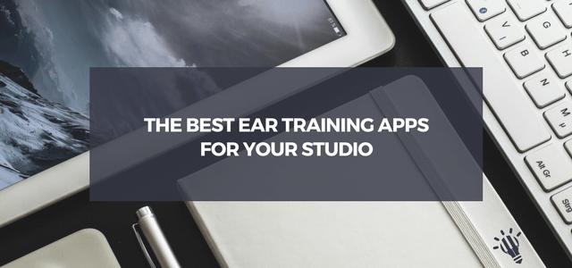 best ear training apps studio