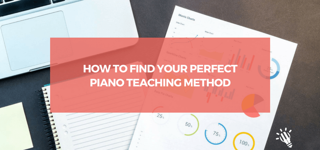 perfect piano teaching method