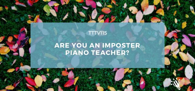 imposter piano teacher