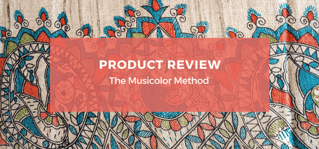 product review musicolor method