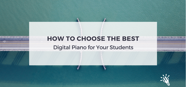 best digital pianos for students