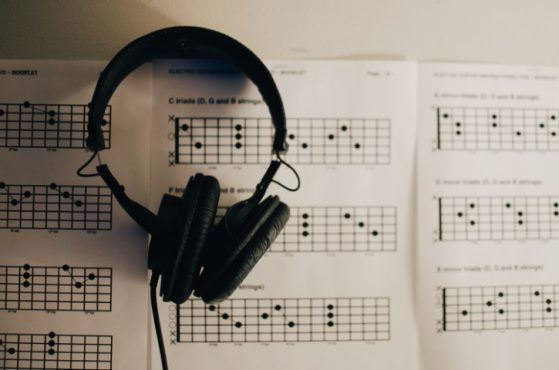 electronic sheet music