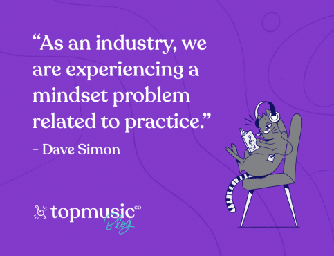 Podcast lessons learned Dave Simon