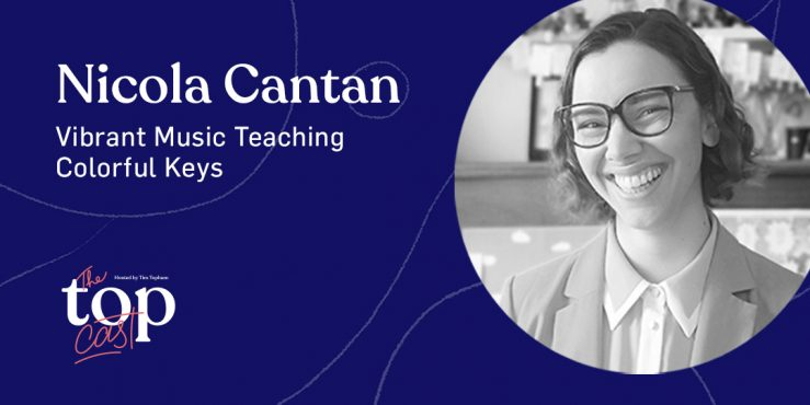 helping piano students - Nicola Cantan banner