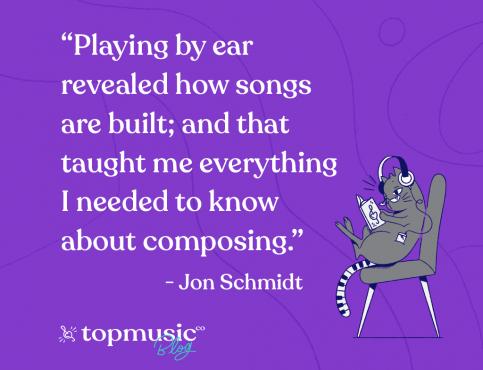 Lessons Learned Podcast Jon Schmidt