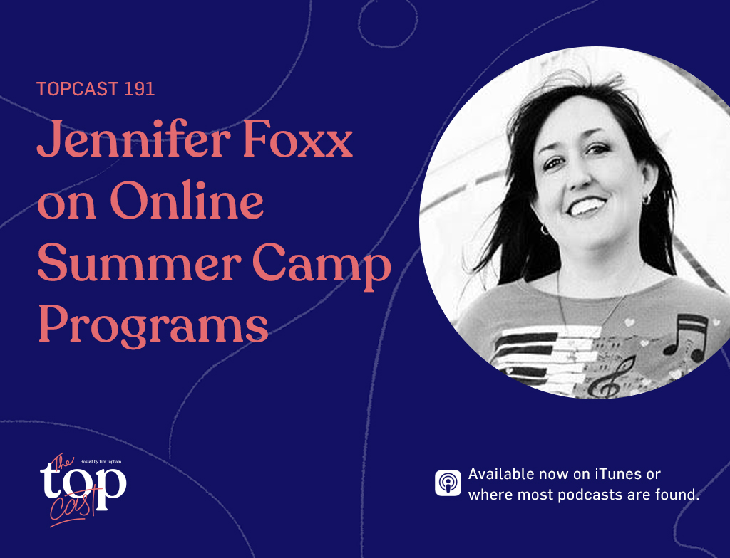 online summer camp programs banner