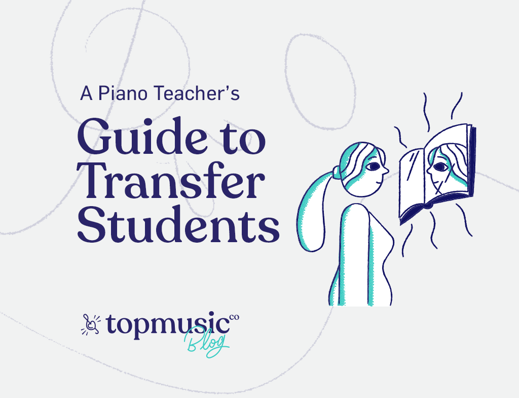 piano transfer student banner