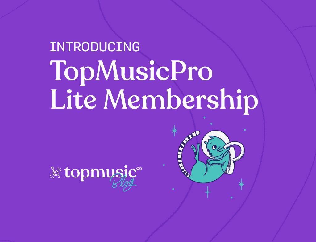 TopMusicPro Lite Membership Blog