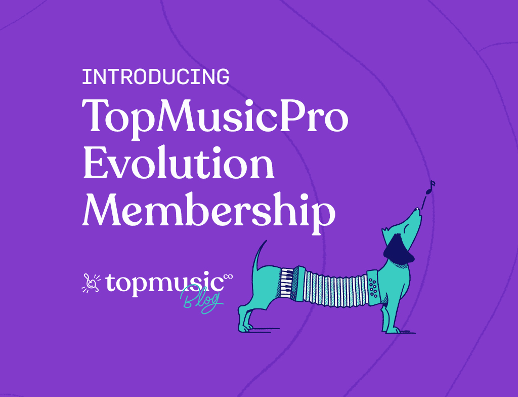 TopMusicPro Evolution Membership