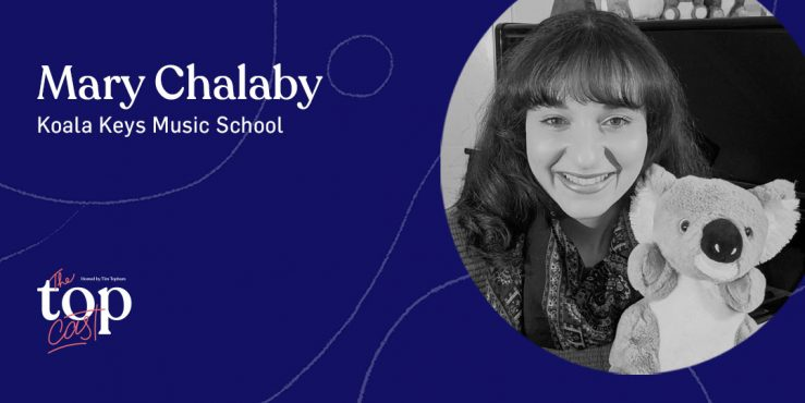 TopCast Episode 205 - Mary Chalaby