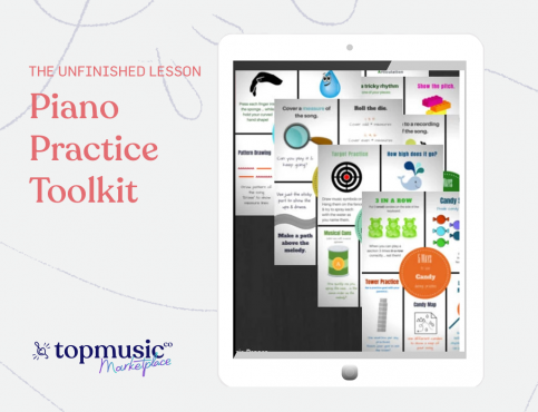 balance piano teaching and family with ready-made solutions
